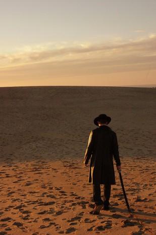 Mars Awaits Photo by J.R. Blackwell