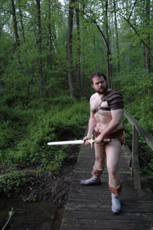 Mortal Coil: Barbarian