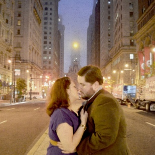 Engagement Photo: Erica and Chris