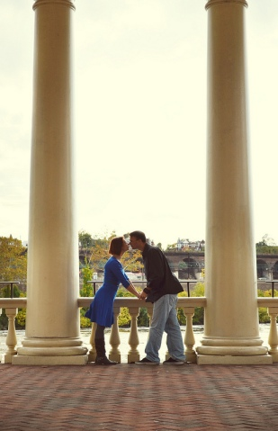 Engagement Photo Photo by J.R. Blackwell