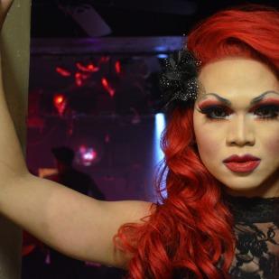 Drag Queen: Sooshi Harajuku Photo by J.R. Blackwell