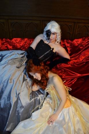 Jennifer and Avalon