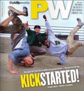PW Kickstarted