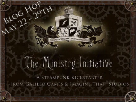 Ministry Blog Hop