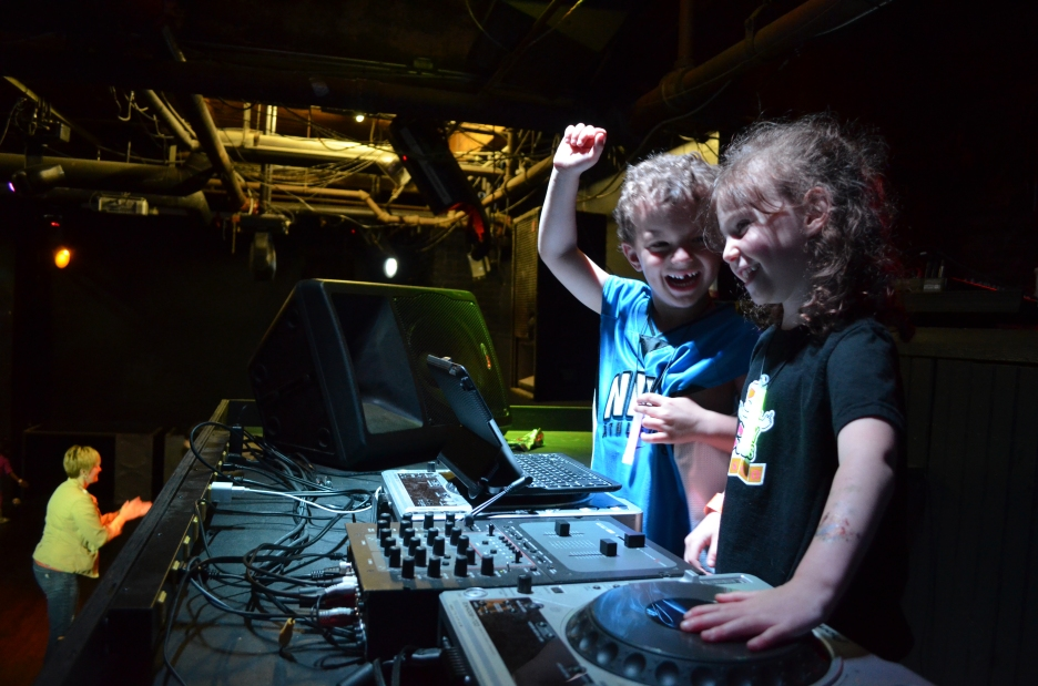 Little DJ's