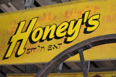 Honey's! The food here really is amazing. I see long lines out of this place when I drive by, and they are well deserved.