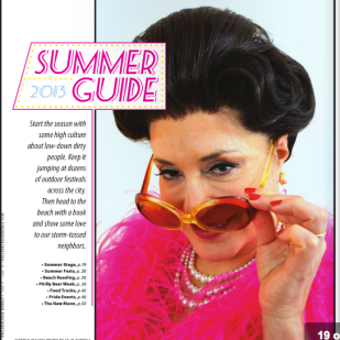 Philadelphia Weekly: Summer Guide Opera
