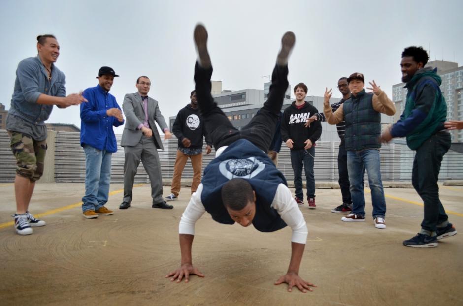 Hip Hop Fundamentals:  Photo Essay for Philadelphia Weekly