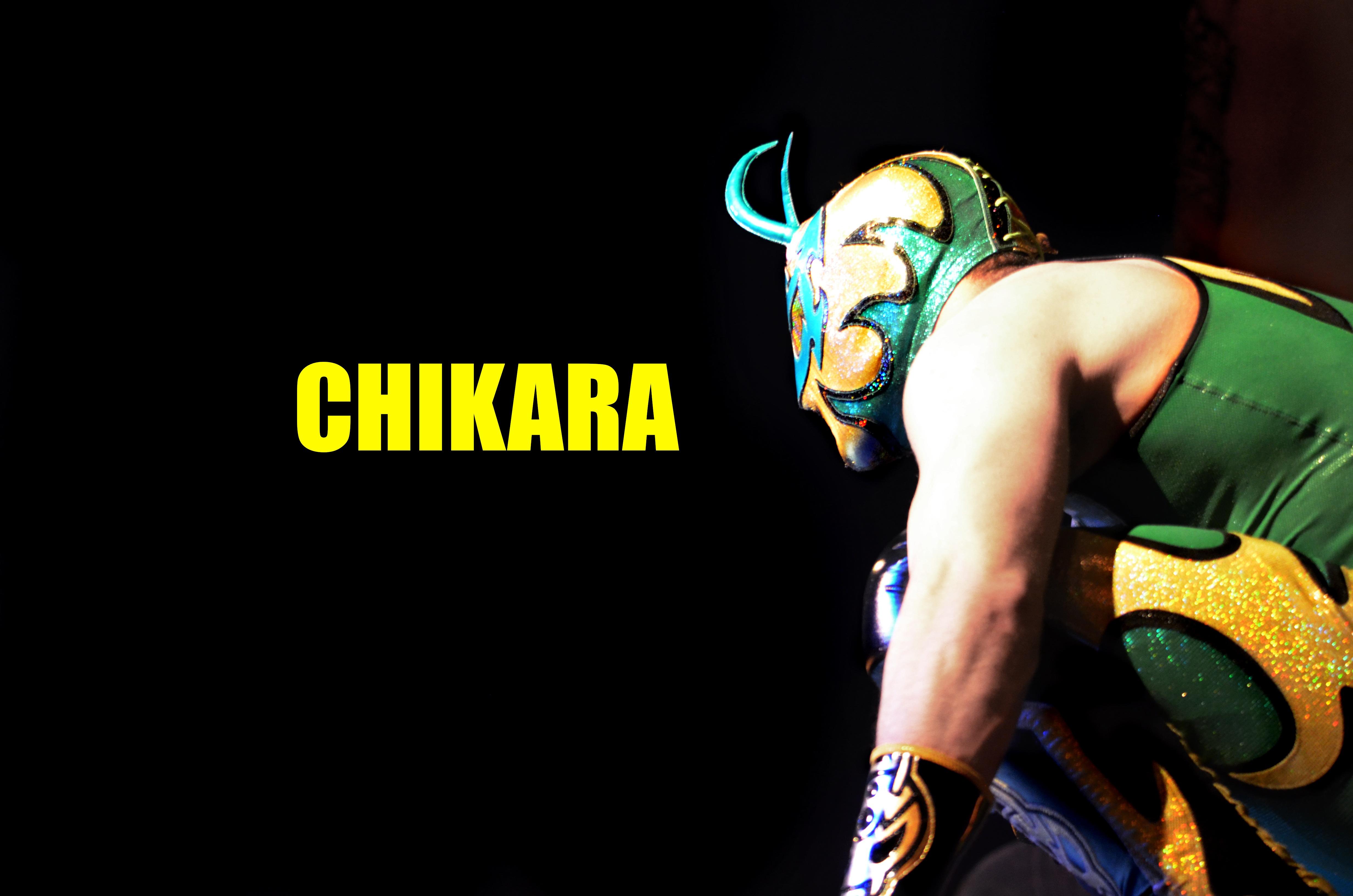 Chikara Cake