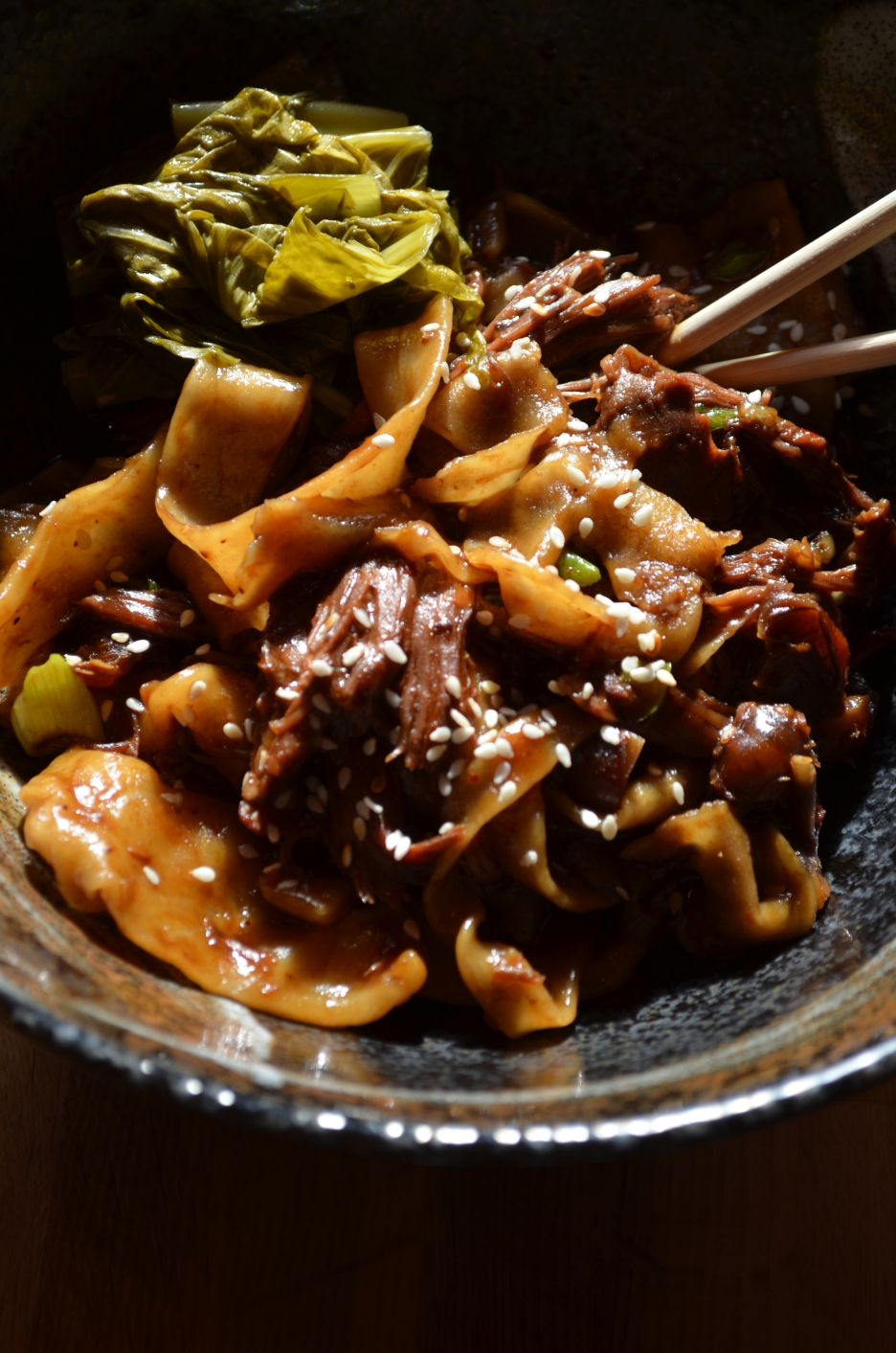 Food Photography: Noodles