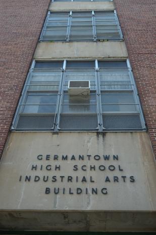 Industrial Arts Building
