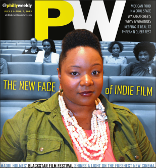 Black Star Film Festival on the Cover of Philadelphia Weekly