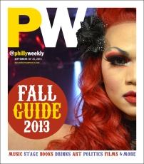 Philadelphia Weekly Fall Guide Cover