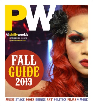 Philadelphia Weekly Fall Guide Cover Photo by J.R. Blackwell