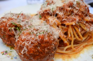 Little Nonna's Spaghetti and Meatballs