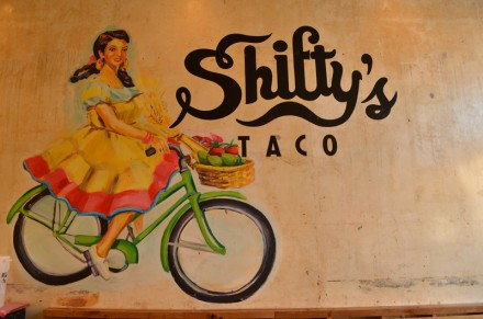 Shifty's Taco  http://www.philadelphiaweekly.com/food/Excellent-new-tacos-at-Shiftys-on-Girard.html