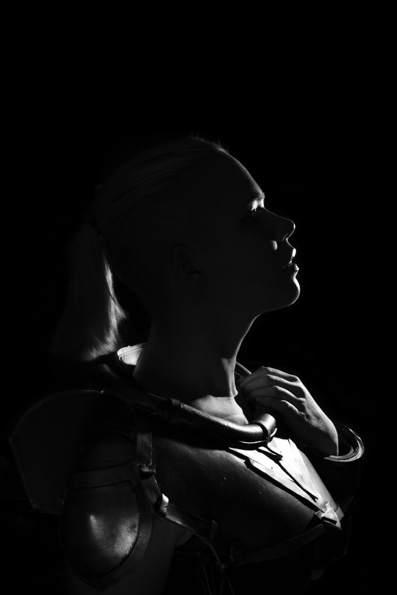 Photo by J.R. Blackwell, Armor, Warrior Woman, Philadelphia Photographer,