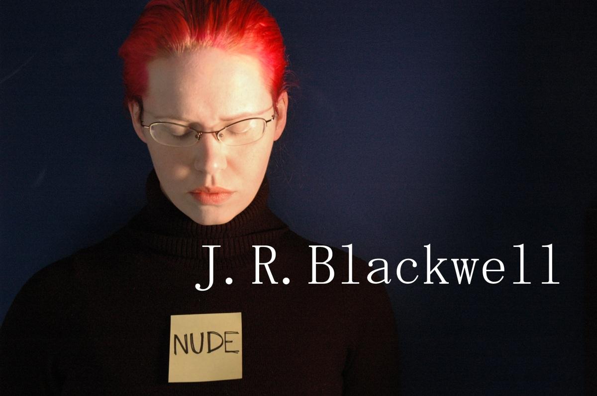J.R. Blackwell Self Portrait