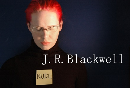 J.R. Blackwell Self Portrait
