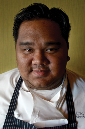 Chef Alex Boonphaya