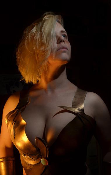 Adora - Armor in Gold