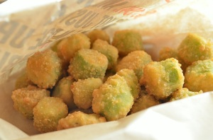Fried Up Okra from Dickey's BBQ Pit