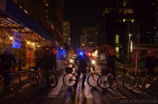 FergusonPHL Protest and March November, Philadelphia